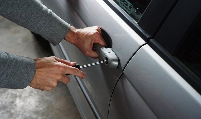 robo de coche