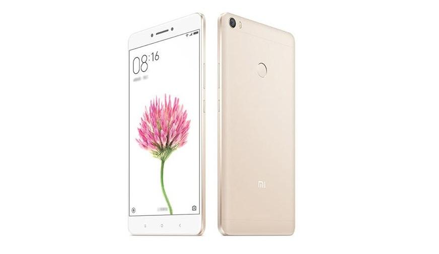 Xiaomi mi max 6