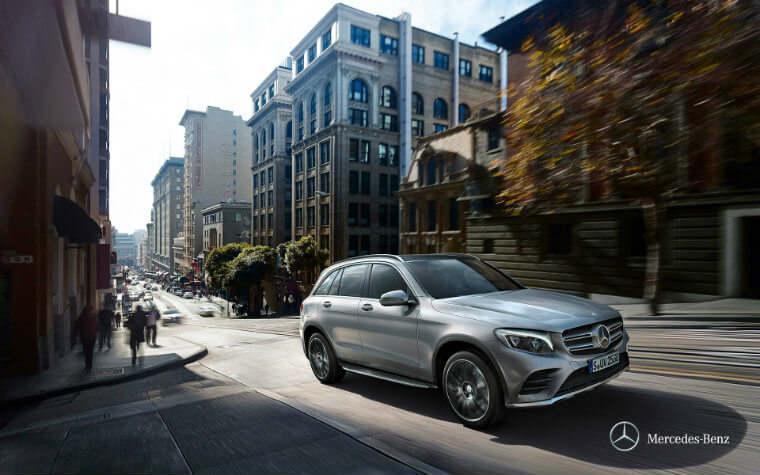 Mercedes-glc