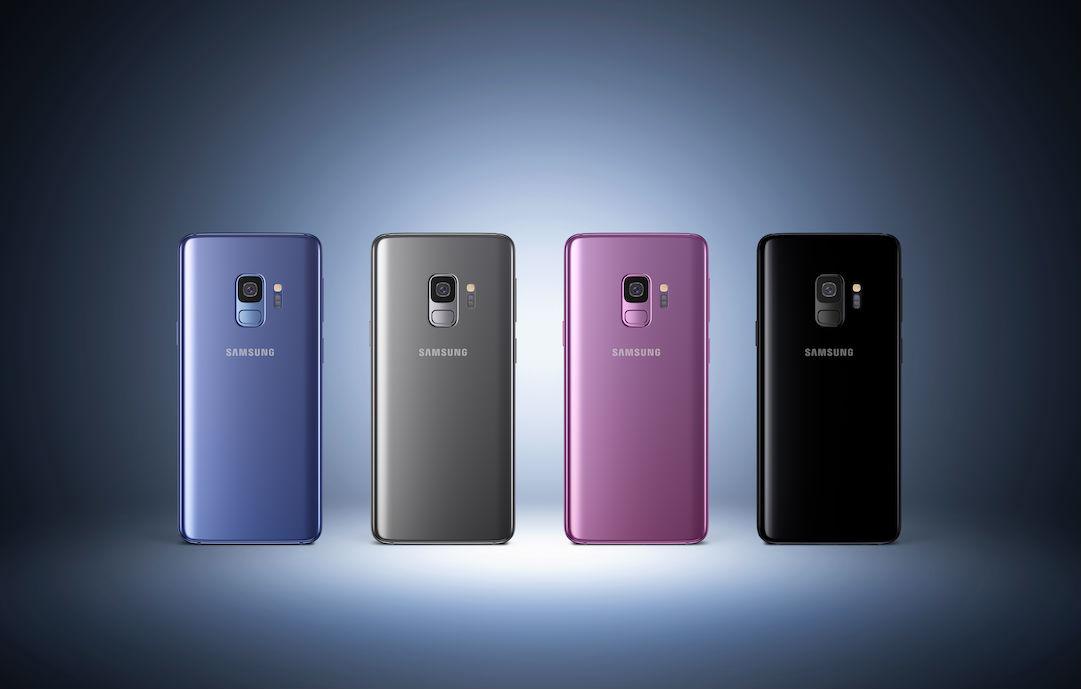 Samsung s9 plus dual sim yoigo