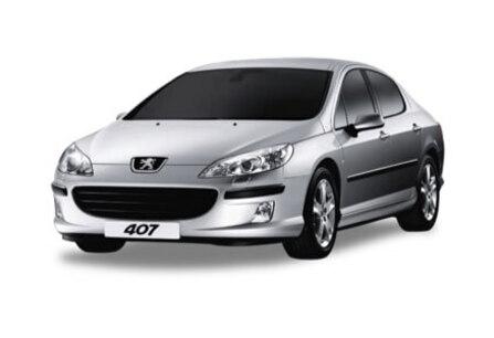 Imagen de Peugeot 407