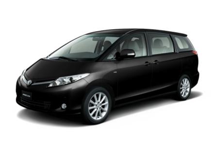 Imagen de Toyota Previa