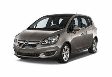 Imagen de Opel Meriva