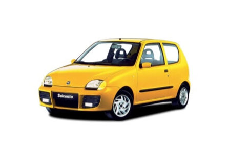 Imagen de Fiat Seicento