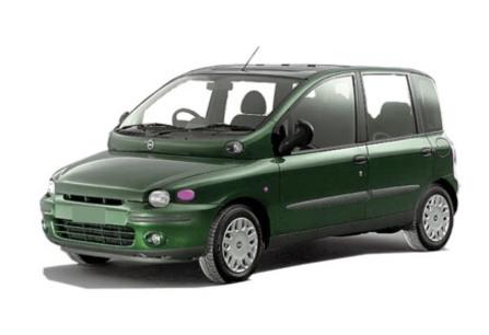 Imagen de Fiat Multipla