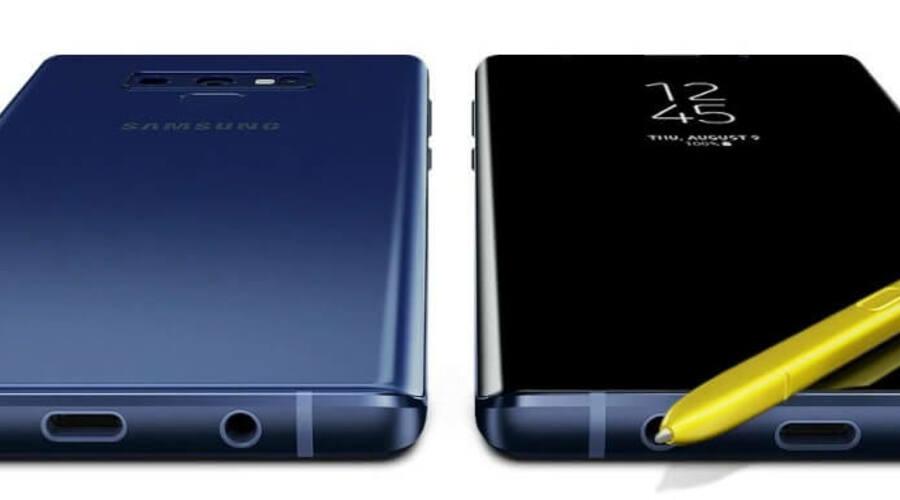 c818da53f1e Así es el nuevo Samsung Galaxy Note 9