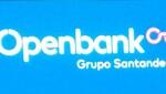 Cartel de Openbank en la presentación de sus productos