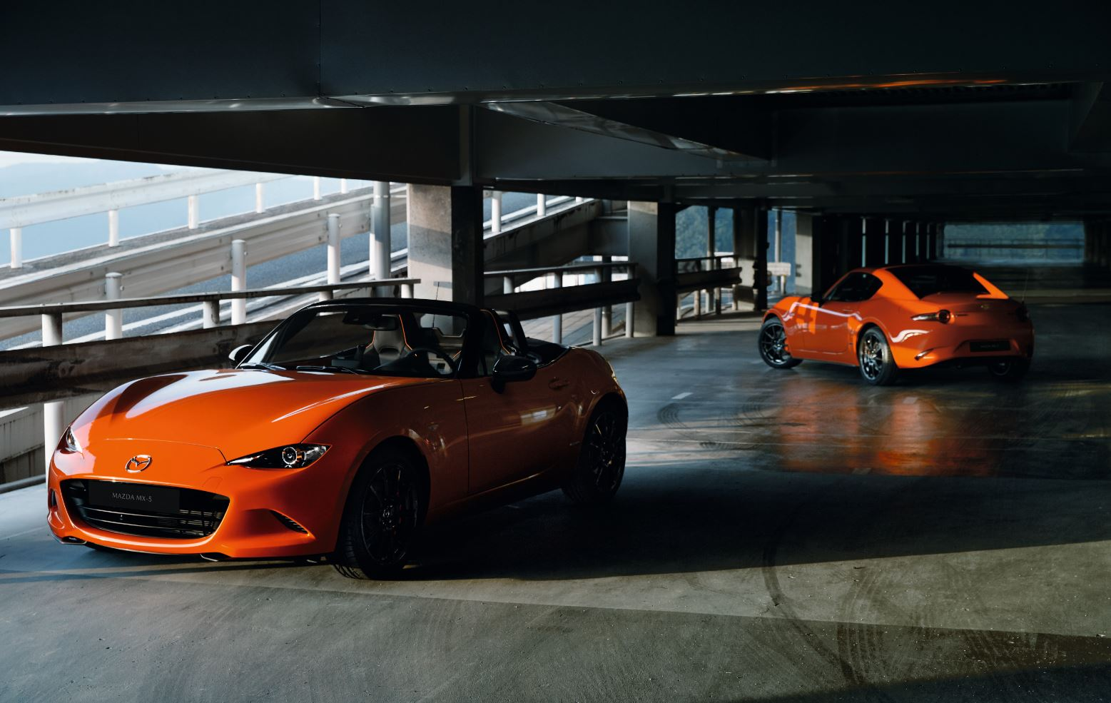 Mazda mx 5 30 aniversario