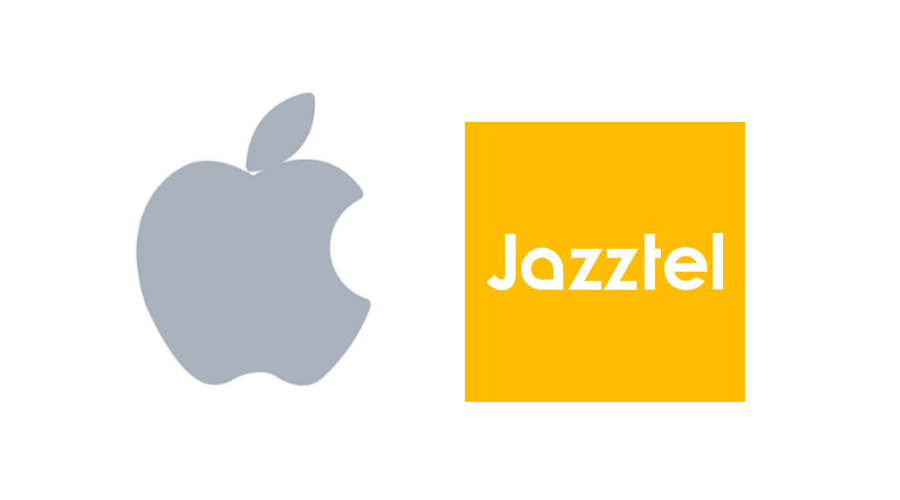 jazztel iphone