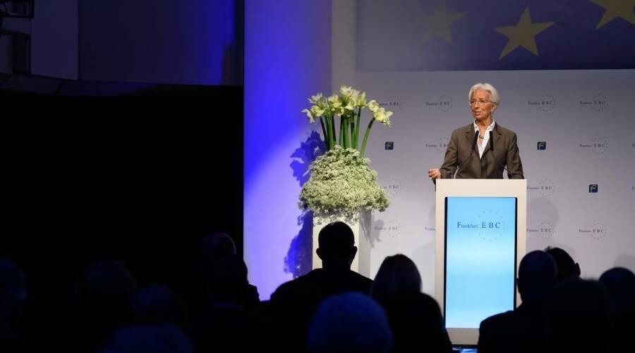 Christine Lagarde Banco Central Europeo
